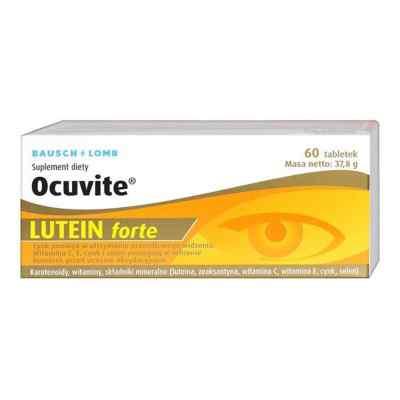 Ocuvite Lutein Forte  zamów na apo-discounter.pl