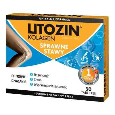 Litozin Kolagen tabletki  zamów na apo-discounter.pl