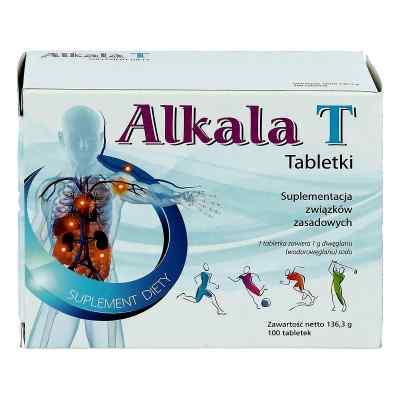 Alkala T tabletki  zamów na apo-discounter.pl
