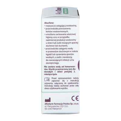 Akustone spray do uszu  zamów na apo-discounter.pl