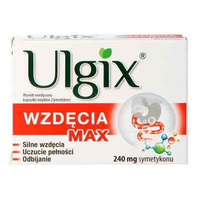 Ulgix Wzdęcia Max  zamów na apo-discounter.pl