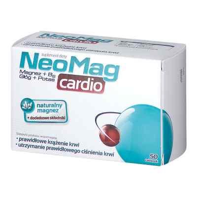 NeoMag Cardio tabletki  zamów na apo-discounter.pl