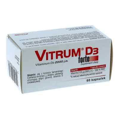 Vitrum D3 Forte  zamów na apo-discounter.pl