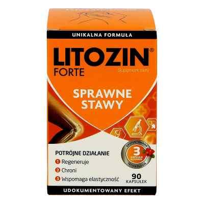 Litozin Forte kapsułki  zamów na apo-discounter.pl