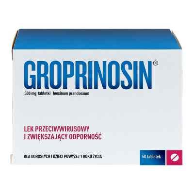 Groprinosin 500 mg  zamów na apo-discounter.pl