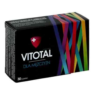 Vitotal dla mężczyzn tabletki  zamów na apo-discounter.pl