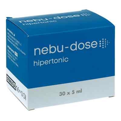 Nebu-Dose roztwór hipertoniczny 5 ml  zamów na apo-discounter.pl