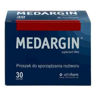 Medargin proszek do sporządzania roztworu saszetki  zamów na apo-discounter.pl