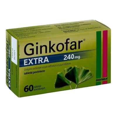 Ginkofar Extra tabletki  zamów na apo-discounter.pl