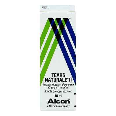 Tears Naturale II krople do oczu  zamów na apo-discounter.pl