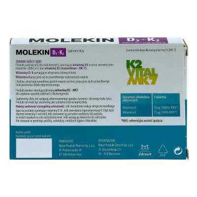 Molekin D3 + K2  zamów na apo-discounter.pl