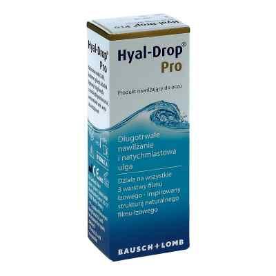 HYAL-DROP PRO krople do oczu  zamów na apo-discounter.pl