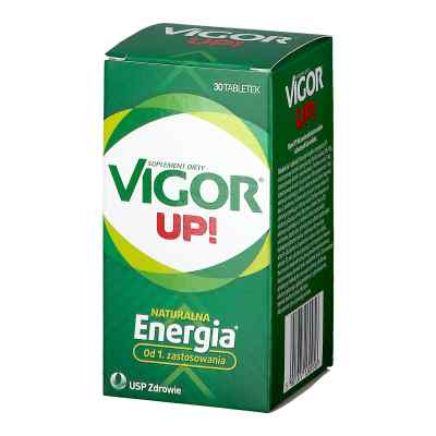 Vigor UP! tabletki  zamów na apo-discounter.pl