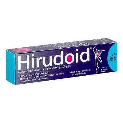 Hirudoid żel  zamów na apo-discounter.pl