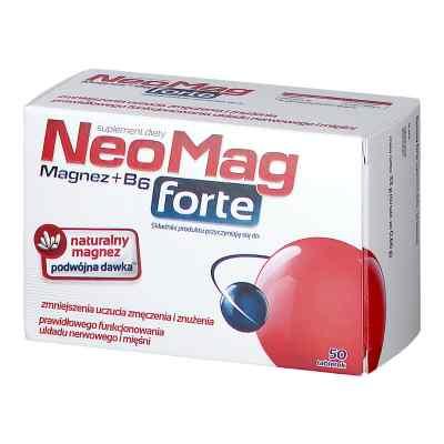 NeoMag Forte tabletki  zamów na apo-discounter.pl