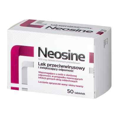 Neosine 500 mg tabletki  zamów na apo-discounter.pl