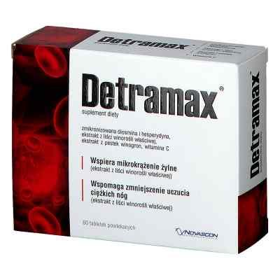 Detramax tabletki  zamów na apo-discounter.pl