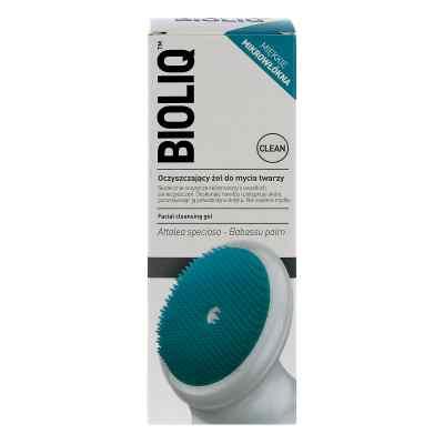 BIOLIQ Clean oczyszczający żel do mycia twarzy  zamów na apo-discounter.pl