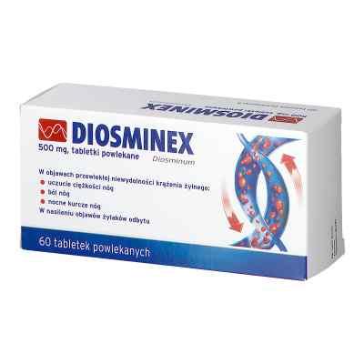Diosminex 500 mg  zamów na apo-discounter.pl
