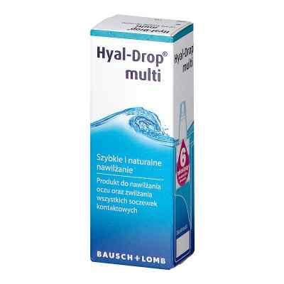 Hyal Drop Multi Krople d/oczu  zamów na apo-discounter.pl