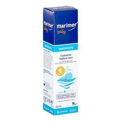 Marimer baby spray do nosa  zamów na apo-discounter.pl