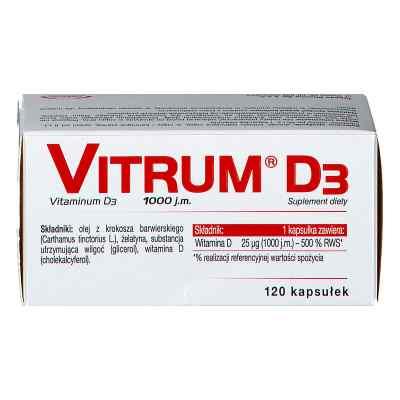 Vitrum D3 1000 j.m.  zamów na apo-discounter.pl