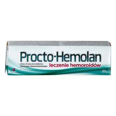 Procto-Hemolan krem doodbytniczy  zamów na apo-discounter.pl