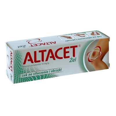 Altacet żel 10 mg/g  zamów na apo-discounter.pl
