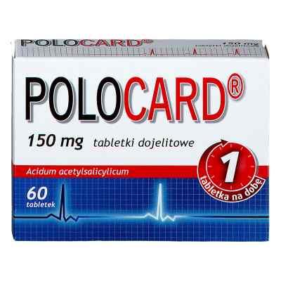 Polocard 150 mg tabletki dojelitowe  zamów na apo-discounter.pl