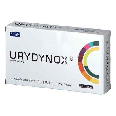 Urydynox kapsułki  zamów na apo-discounter.pl