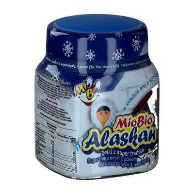 Mio Bio Alaskan żelki z super tranem  zamów na apo-discounter.pl