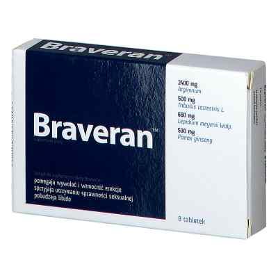 Braveran tabletki  zamów na apo-discounter.pl