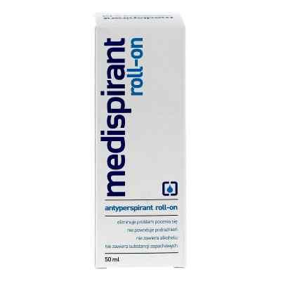 MEDISPIRANT Antyperspirant roll-on  zamów na apo-discounter.pl