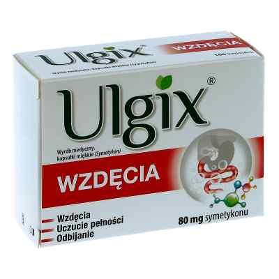 Ulgix wzdęcia, kapsułki  zamów na apo-discounter.pl