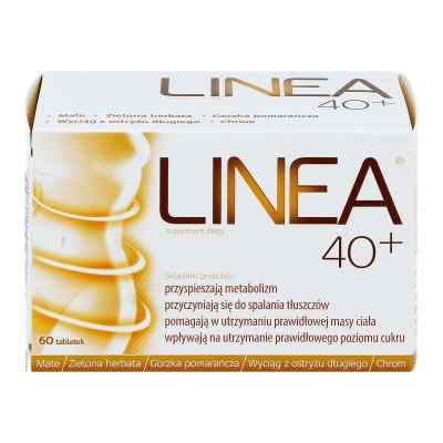 Linea 40+ tabletki  zamów na apo-discounter.pl