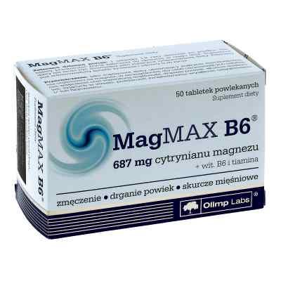Olimp MagMAX B6 tabletki  zamów na apo-discounter.pl