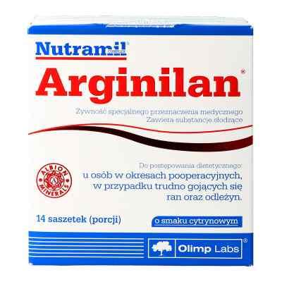 Arginilan smak cytrynowy  zamów na apo-discounter.pl