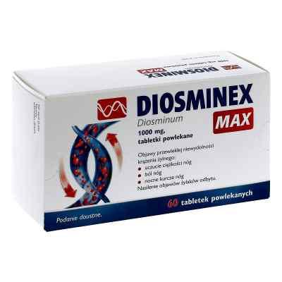 Diosminex Max  zamów na apo-discounter.pl