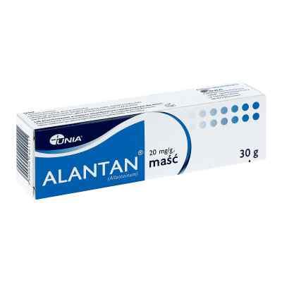 Alantan maść (20mg/g)  zamów na apo-discounter.pl
