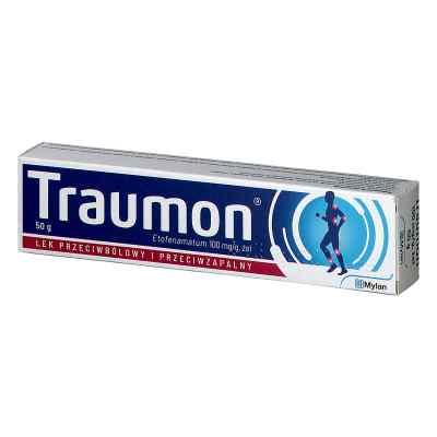 Traumon żel  zamów na apo-discounter.pl