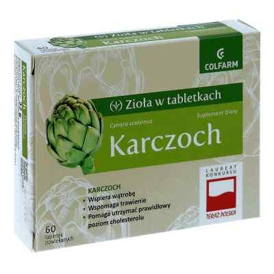 Karczoch tabletki  zamów na apo-discounter.pl