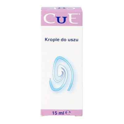 Cue krople do uszu  zamów na apo-discounter.pl