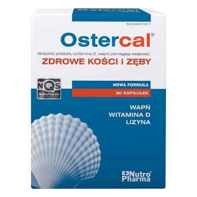 Ostercal tabletki  zamów na apo-discounter.pl