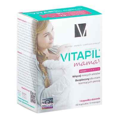 VITAPIL mama tabletki  zamów na apo-discounter.pl