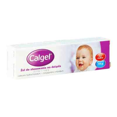 Calgel żel przeciwbólowy na dziąsła  zamów na apo-discounter.pl