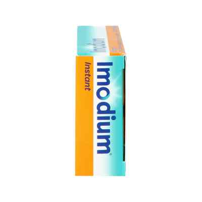 Imodium Instant tabletki  zamów na apo-discounter.pl