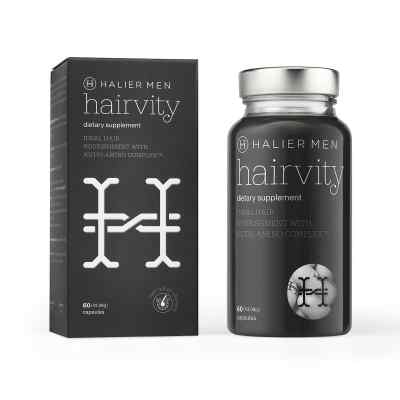 Hairvity Men kapsułki  zamów na apo-discounter.pl