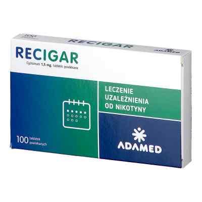 Recigar tabletki powlekane  zamów na apo-discounter.pl