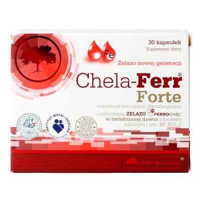 Olimp Chela-Ferr Forte kapsułki  zamów na apo-discounter.pl