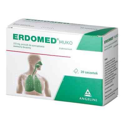 Erdomed Muko 225 mg proszek do sporządzania zawiesiny doustnej  zamów na apo-discounter.pl
